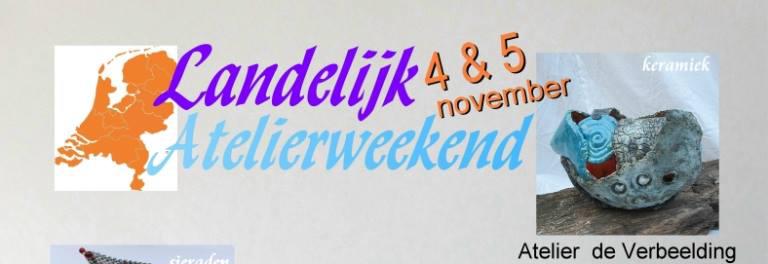Landelijk Atelier Weekend